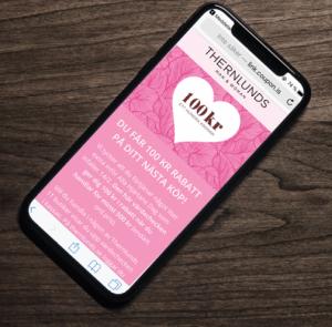 SMS-utskick och mobilkuponger via SMS - LINK Mobility