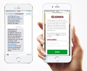 Digital kundklubbsrekrytering effektiviserar - LINK Mobility