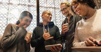 Alla kunder vill ha en enkel och problemfri kommunikation - LINK Mobility