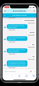 Inkassoföretags kommunikation - kunddialog