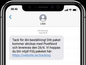 Så kan e-handeln utvecklas med SMS - leverans